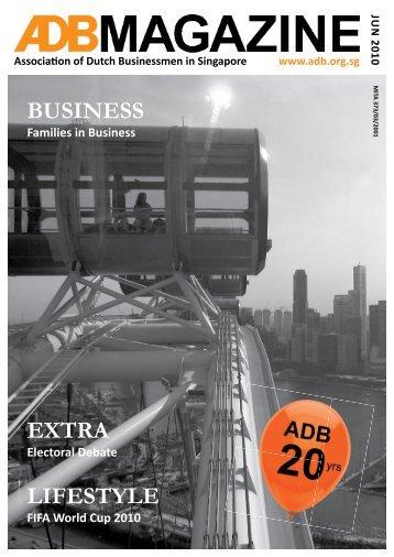 June 2010 - Association of Dutch Businessmen
