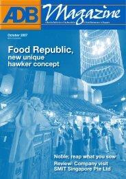 Food Republic, - Association of Dutch Businessmen