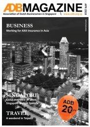 April 2010 - Association of Dutch Businessmen