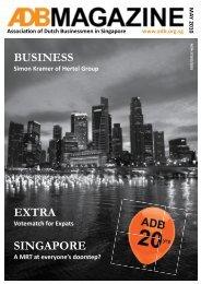 May 2010 - Association of Dutch Businessmen