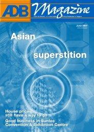 Asian superstition - Association of Dutch Businessmen