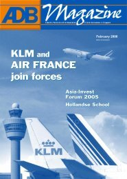 KLM and AIR FRANCE join forces KLM and AIR FRANCE join forces
