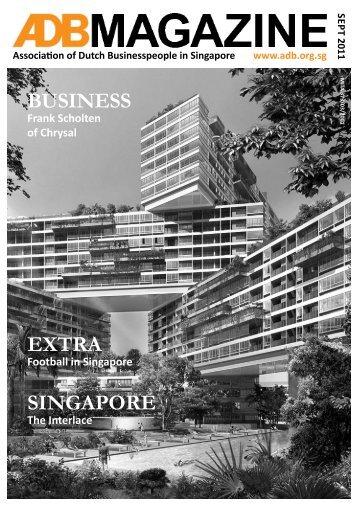 BUSINESS EXTRA SINGAPORE - Association of Dutch Businessmen