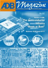 """The semiconductor industry """"Boom or Bust"""" - Association of Dutch ..."""