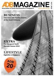 October 2010 - Association of Dutch Businessmen