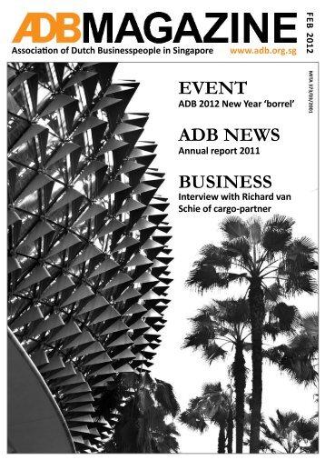 February 2012 - Association of Dutch Businessmen