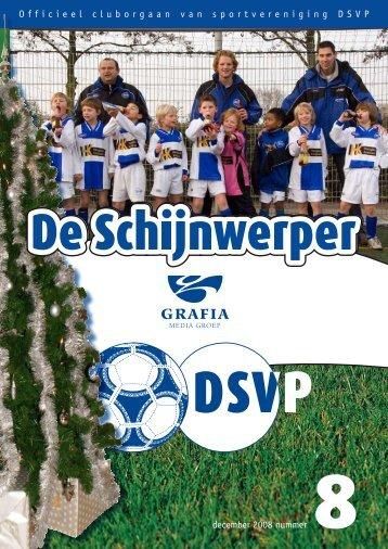 1 Officieel cluborgaan van sportvereniging DSVP december 2008 ...