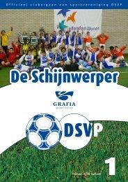 1 Officieel cluborgaan van sportvereniging DSVP februari 2008 ...