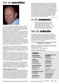 1 Officieel cluborgaan van sportvereniging DSVP mei 2011 nummer - Page 3