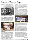 1 Officieel cluborgaan van sportvereniging DSVP mei 2011 nummer - Page 5