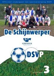 1 Officieel cluborgaan van sportvereniging DSVP mei 2010 nummer