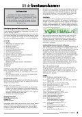 1 Officieel cluborgaan van sportvereniging DSVP mei 2010 nummer - Page 5