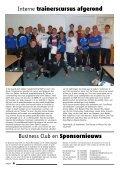 1 Officieel cluborgaan van sportvereniging DSVP mei 2010 nummer - Page 6