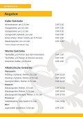 Getränke - Konferenzzentrum Pilgermission St. Chrischona - Seite 2