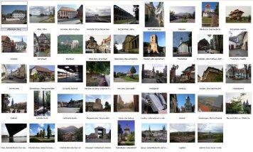 Fotoarchiv Pfälzer Städte, Dörfer und Landschaften Register