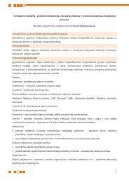 praktinė konferencija - Kvalifikacijų ir profesinio mokymo plėtros ...