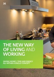 THE NEW WAY OF LIVING AND WORKING - Kpn