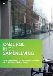 ONZE ROL IN DE SAMENLEVING - Kpn