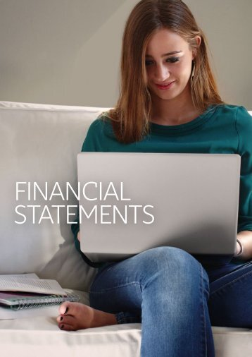 FINANCIAL STATEMENTS - KPN