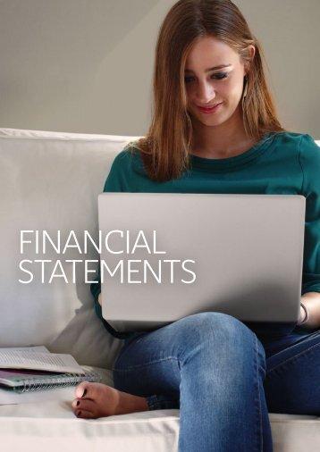 FINANCIAL STATEMENTS - KPN