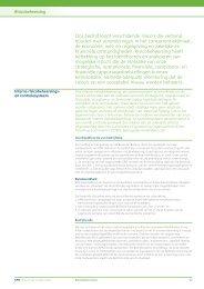 Ons bedrijf loopt verschillende risico's die verband houden ... - KPN