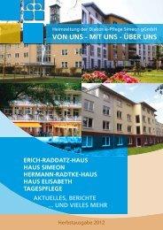 VON UNS - MIT UNS - ÜBER UNS - Diakonie-Station Zeuthen