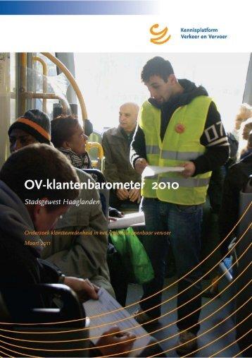 Stadsgewest Haaglanden - KpVV