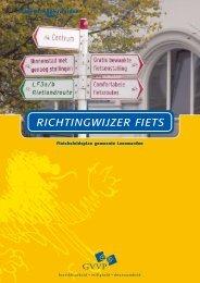Richtingwijzer Fiets - Gemeente Leeuwarden