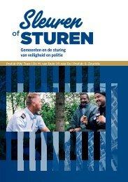 Sleuren of sturen: gemeenten en sturing van veiligheid - Vng