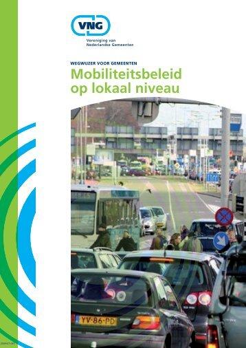 mobiliteitsbeleid op lokaal niveau - Vng