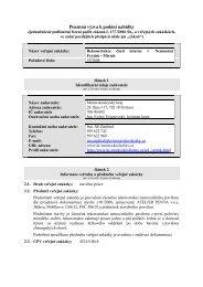 Sluníčkové PF 2008 - Moravskoslezský kraj