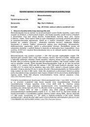 Výroční zpráva o realizaci protidrogové politiky kraje v roce