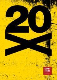 unser aktueller Katalog 2013 zum Download! - Kraftstoff