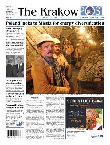 Poland looks to Silesia for energy diversification - Krakow Post