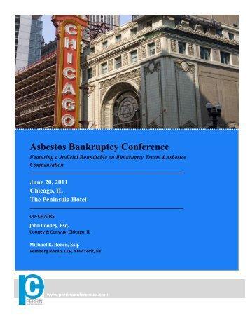 Asbestos Bankruptcy Conference - Kramer Levin Naftalis & Frankel ...