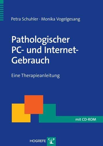 Pathologischer PC- und Internet- Gebrauch - Krammer