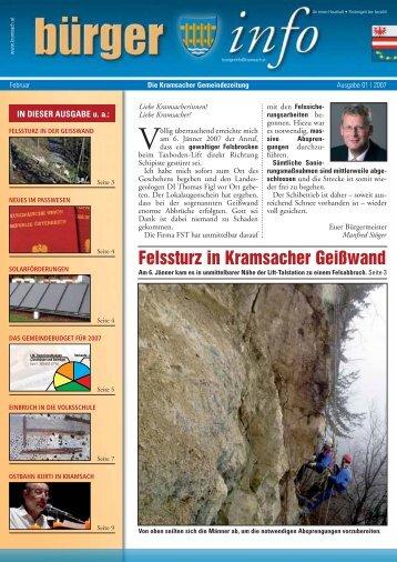 01/2007 Nr. 13 (0 bytes) - Gemeinde Kramsach