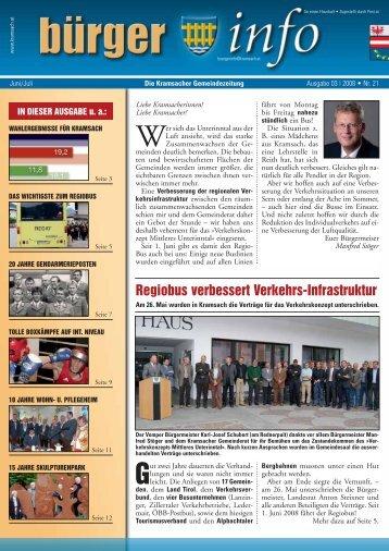 03/2008 Nr. 21 - Gemeinde Kramsach