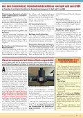 Startschuss für energieneutrale Aktivhausanlage - Gemeinde ... - Page 3