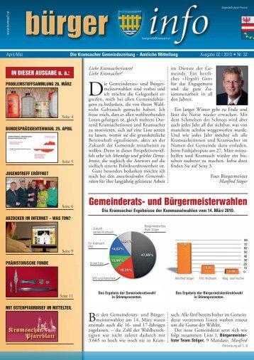 (696 KB) - .PDF - Gemeinde Kramsach