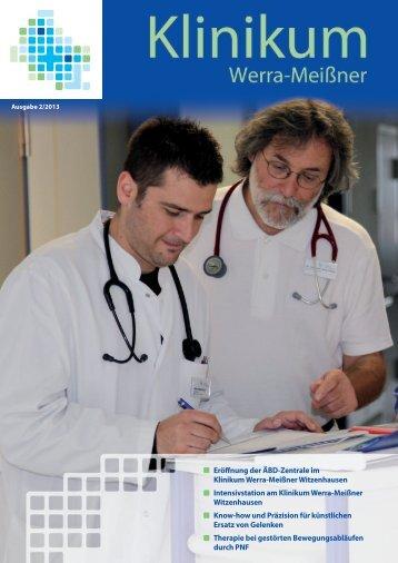 Klinikum Werra Meissner 02/2013