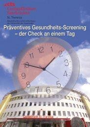 weitere Informationen zum Gesundheits-Check als Download