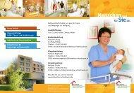 Menschensind - Kreiskrankenhaus Eschwege GmbH » Home »