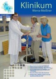 Klinikum Werra Meissner 01/2013
