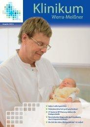 Klinikum Werra Meissner 03/2013