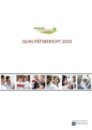 Qualitätsbericht 2010 - Rhön Klinikum AG