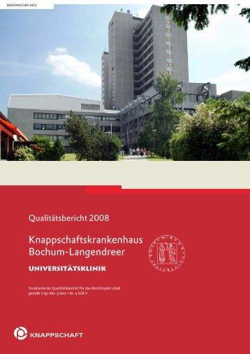Qualitätsbericht 2008 - Qimeda
