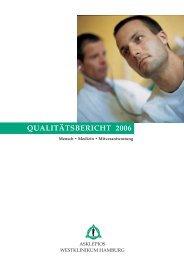 Qualitätsbericht 2006 - Krankenhaus - Experte