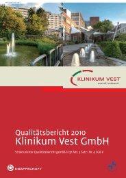 Oualitätsbericht 9.09.2010 Korrektur.indd - Krankenhaus.de