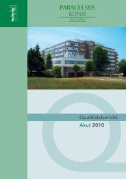Paracelsus-Klinik Bad Ems - Kliniken.de